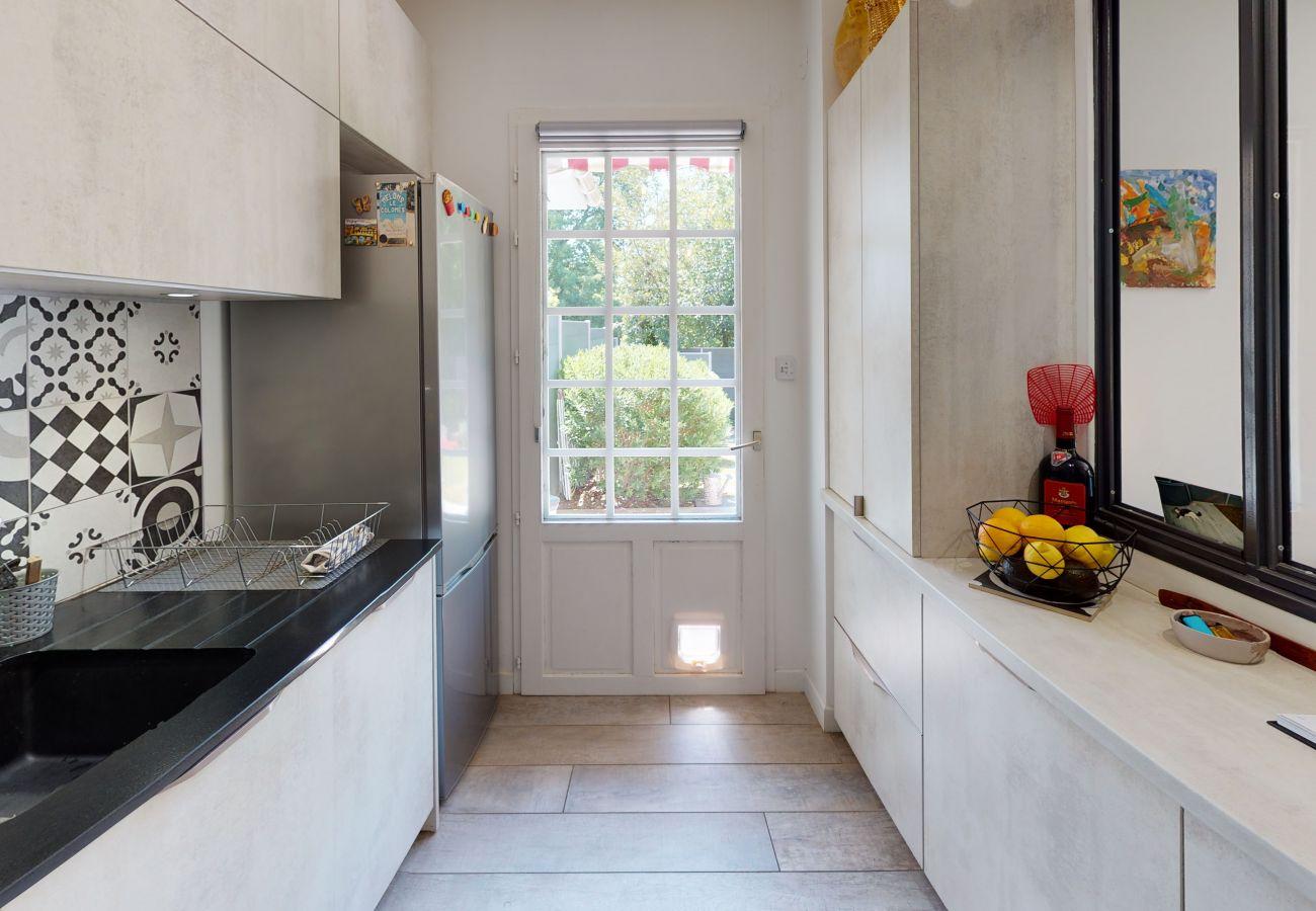 Appartement à Biarritz - Rez-de-jardin calme à deux pas du lac à Biarritz