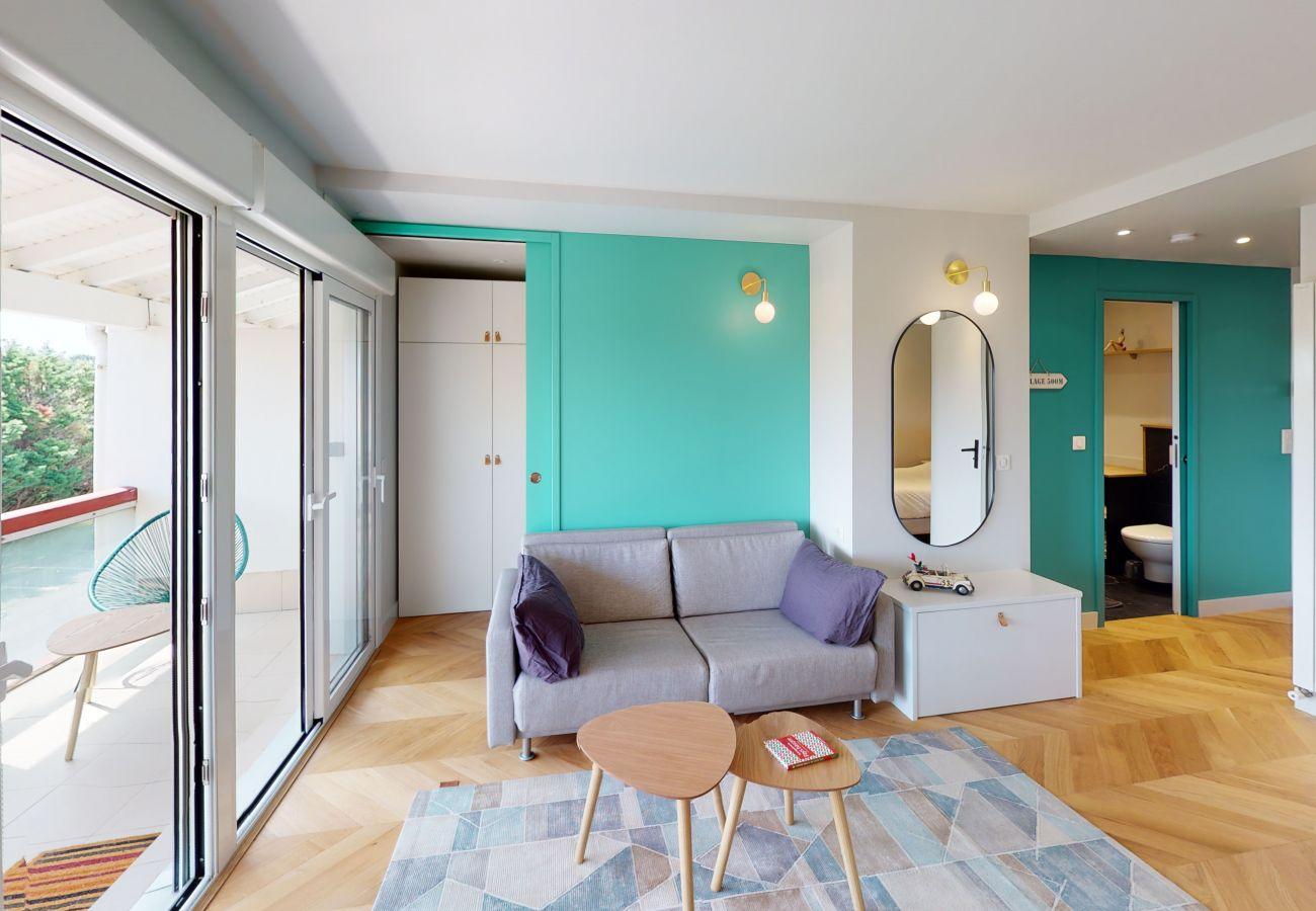 Appartement à Anglet - Appartement proche de la Chambre d'Amour à Anglet