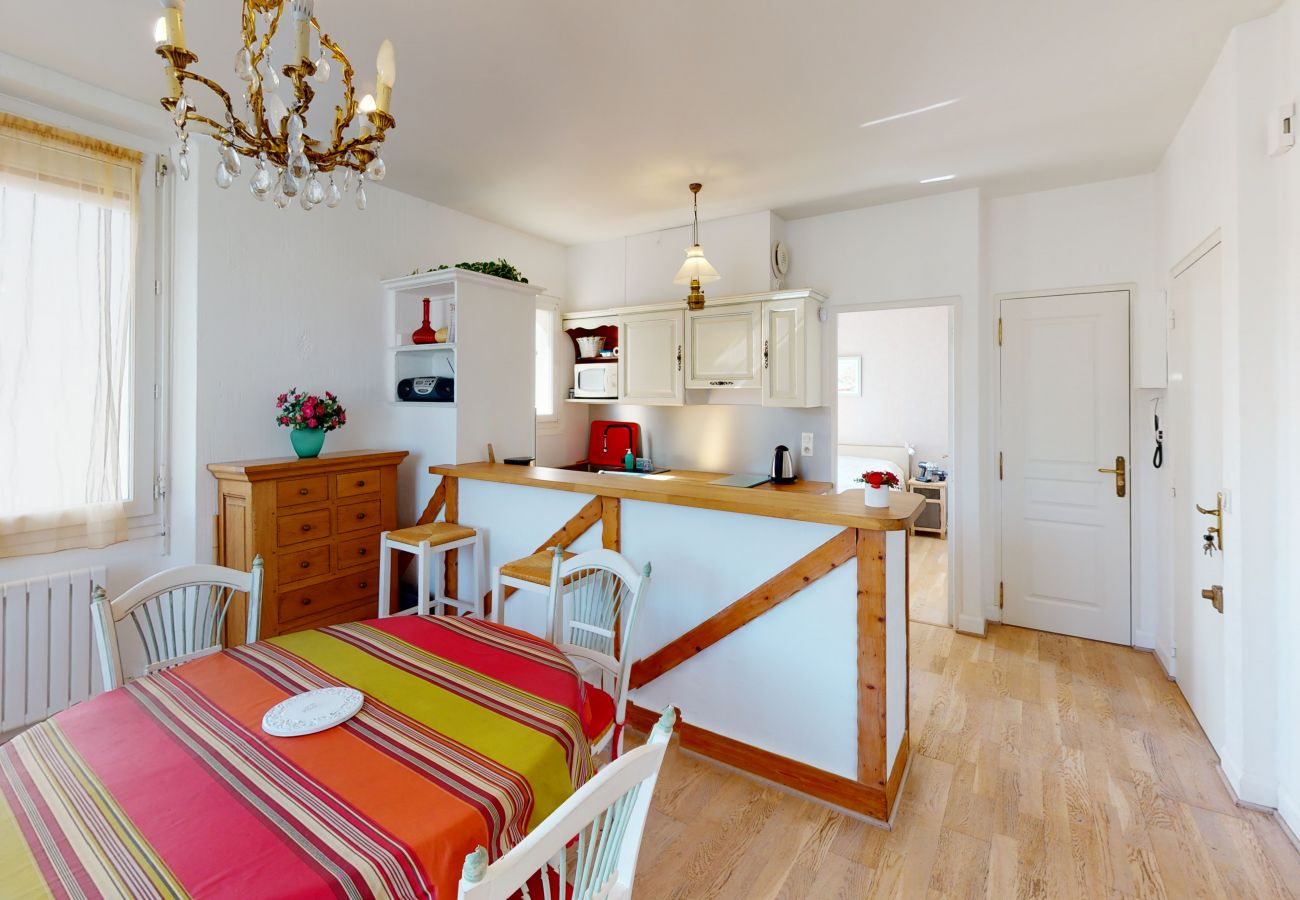 Appartement à Biarritz - Appartement quartier Beau-Rivage à Biarritz