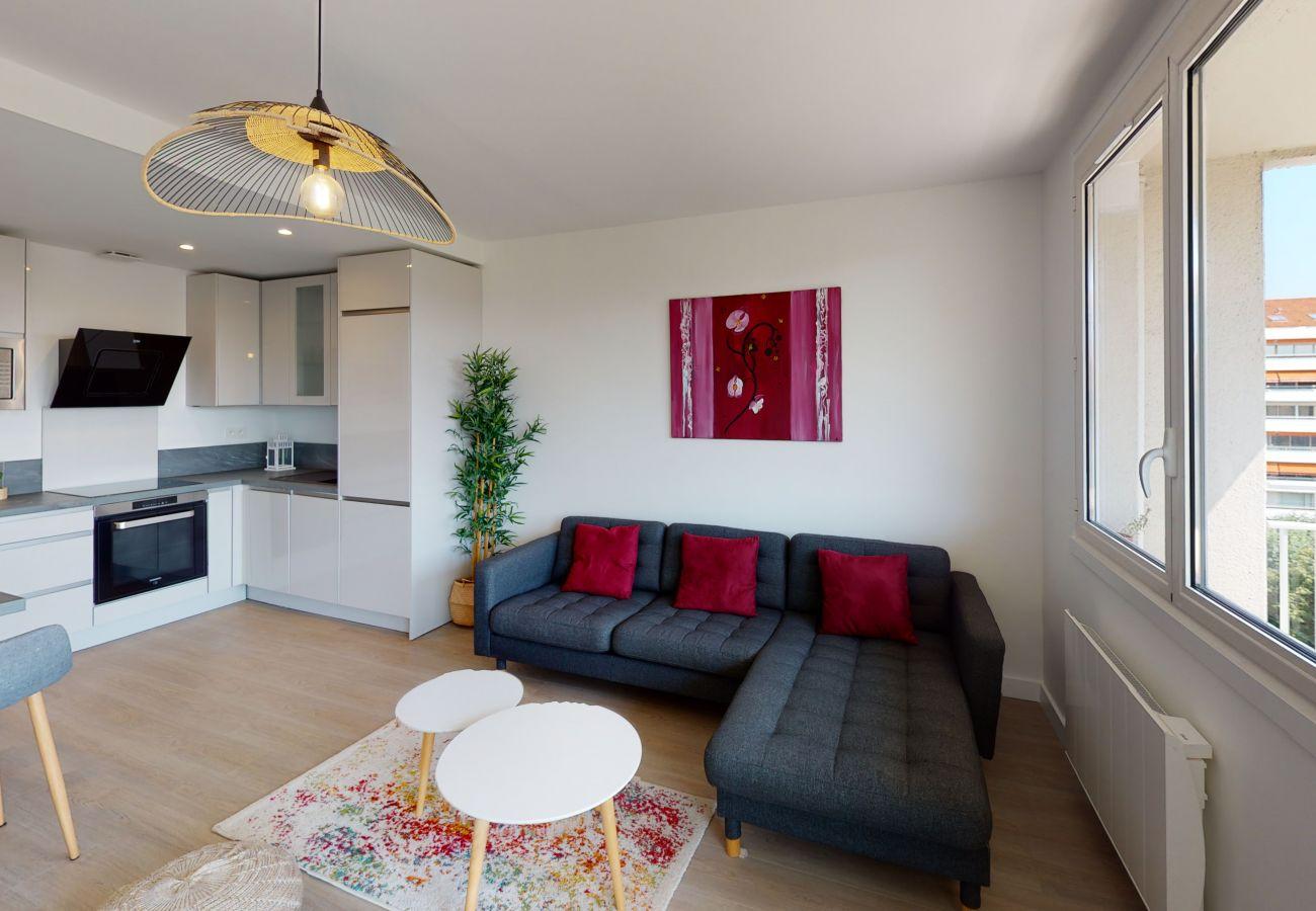 Appartement à Biarritz - Spacieux T3 vue océan à Biarritz