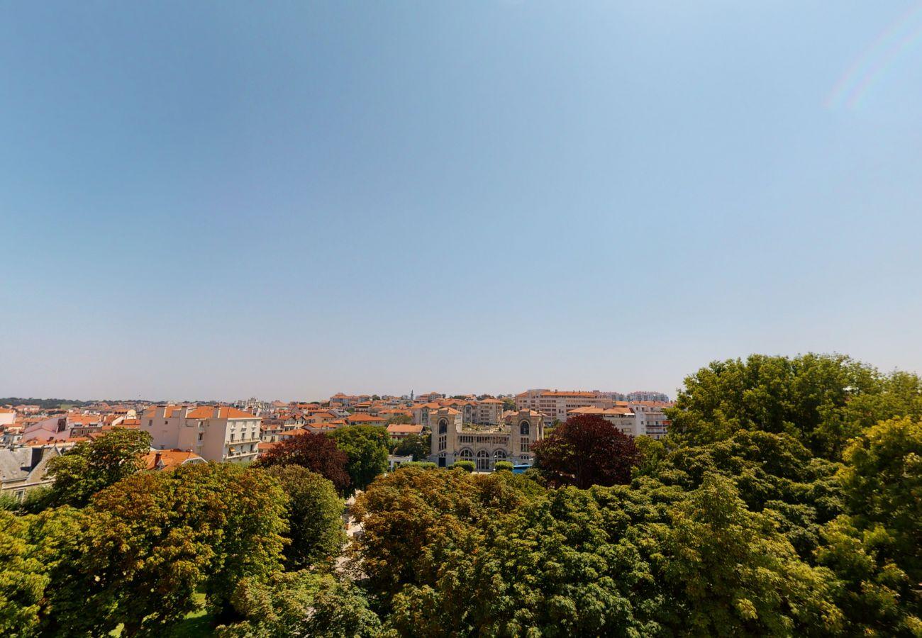 Appartement à Biarritz - Bel appartement vue océan à Biarritz